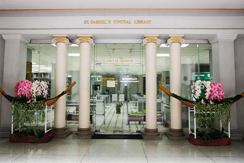 St. Gabriel's Library (Hua Mak Campus)